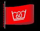Pflegesymbol Schonwaschgang