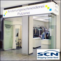 Änderungsschneiderei und Putzerei S.Gecer Shopping Center Nord Wien 1210